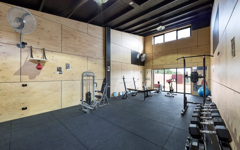 Student Gym